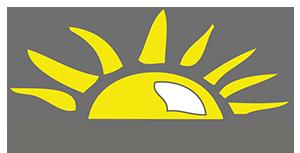 Kaihdin ja markiisi Lahti Logo